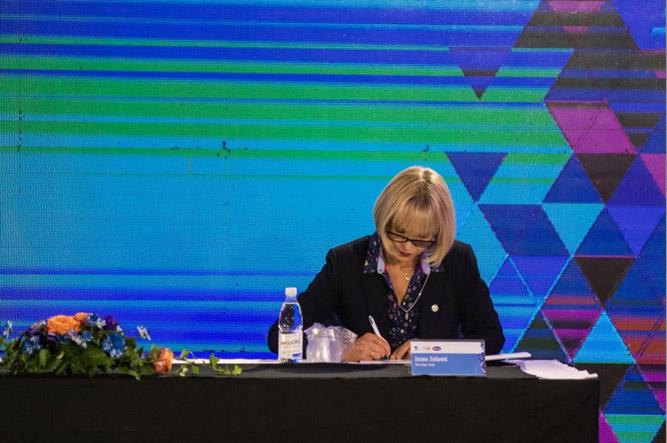 Potpisan ugvor za finasiranje Sigurne kuće Vive Žene