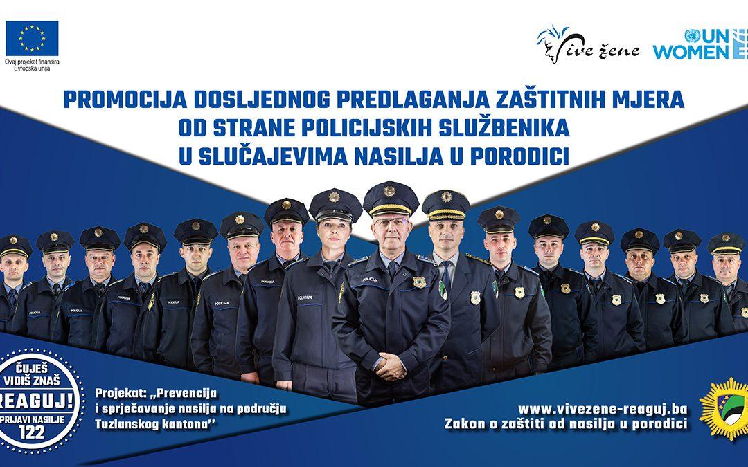 Smjernice za postupanje policijskih službenika u slučaju prijave nasilja
