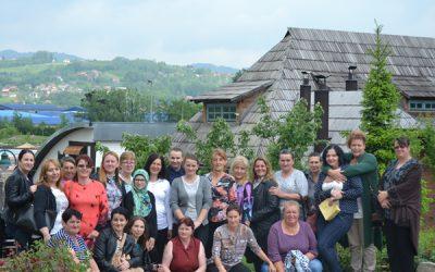 Osnaživanje žena na selu – Trening 2017