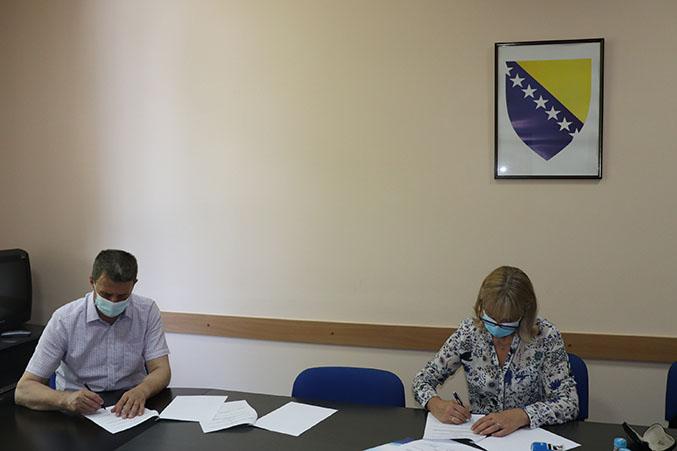 Potpisan Sporazum sa Tužilaštvom Brčko Distrikta