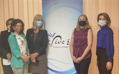 Posjeta predstavnica Britanske ambasade Udruženju građana Vive Žene